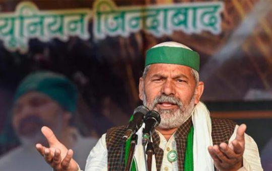 हर गांव में करेंगे किसान आंदोलन : बीकेयू प्रमुख राकेश टिकैतो