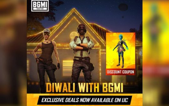 Battlegrounds Mobile India, Battlegrounds Mobile India update, Battlegrounds Mobile India diwali, Battlegrounds Mobile India UC, Battlegrounds UC, BGMI