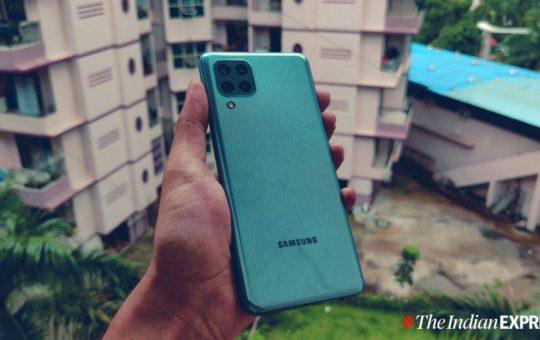 Samsung, Samsung Galaxy M32, samsung qr code scanner,